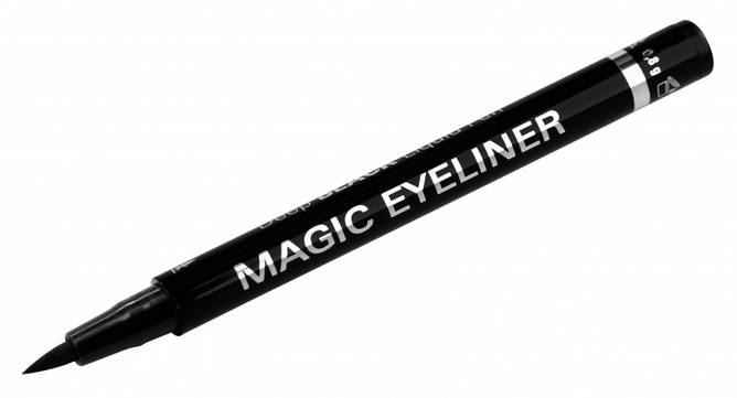 Bilde av WW-Magic Liquid Eyeliner Dyp Svart