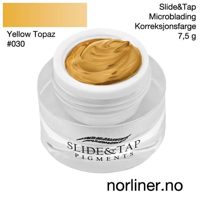 Bilde av LB-SLIDE&TAP #030 Yellow Topaz 7,5g