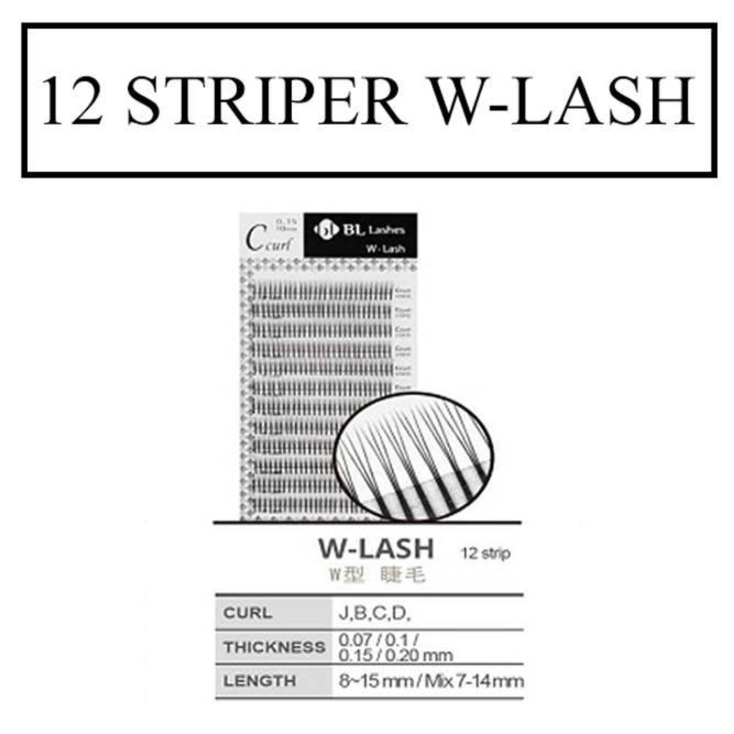 Bilde av 12 STRIPER W-LASH/3D