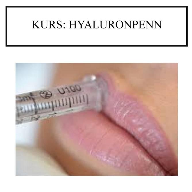Bilde av KURS: RIKTIG BRUK AV HYALURONPENN