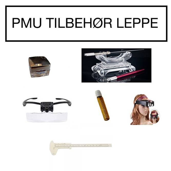 Bilde av PMU Tilbehør Leppe