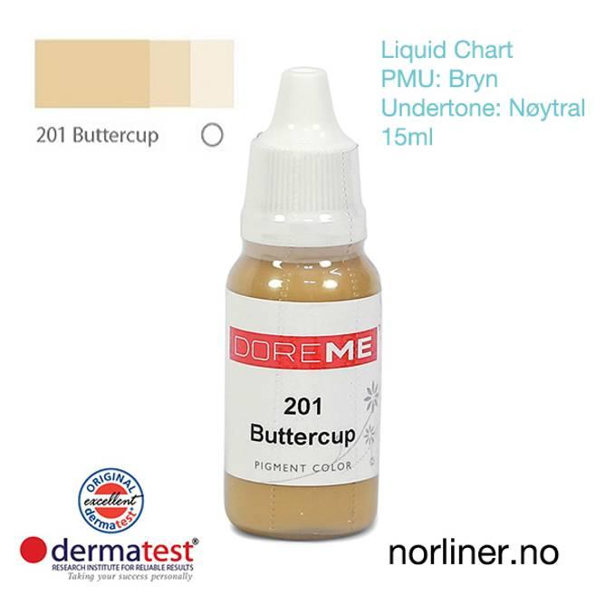 Bilde av MT-DOREME #201 Buttercup til PMU Bryn [Liquid