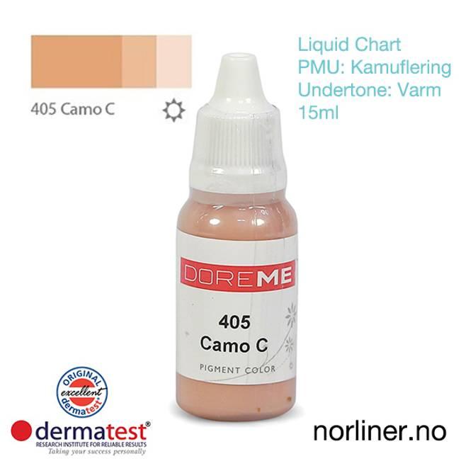 Bilde av MT-DOREME #405 Camo-C til PMU Kamuflering [Liquid