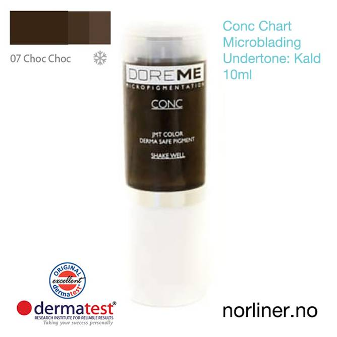 Bilde av MT-DOREME #07 Choc Choc til Microblading [Conc